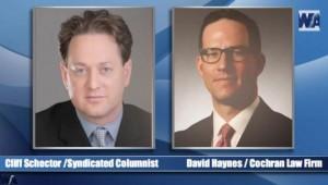 2013-10-01 We Act Radio - David Haynes - Navy Yard shooting - Cliff Schecter