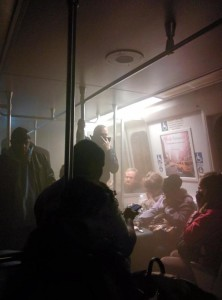 Washington, D.C. metro train car fills with smoke, causing death and injuries.