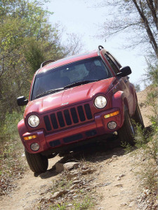 Jeep Liberty fuel tank fire lawsuit