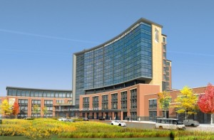 PG County hospital center bacteria outbreak