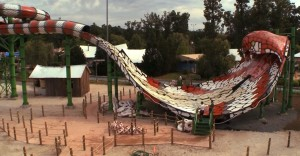 Woman sues water park over injury